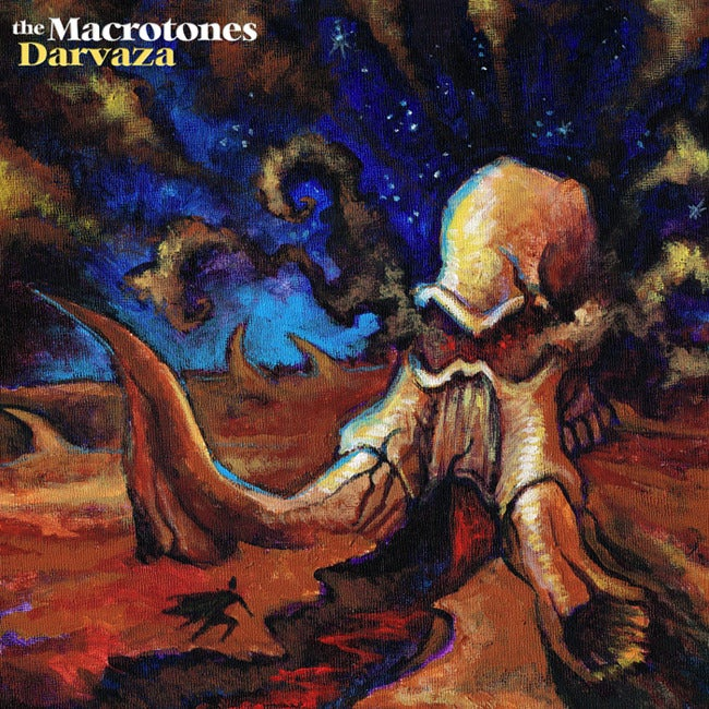 Image of The Macrotones - Darvaza