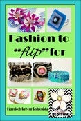 "Image of Fashion to ""flip"" for - Brassy Blossom eBook"