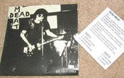 "Image of Dead Meat ""Demo"" 7""-1 LEFT"