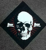 Image of Bone Skull Bandanna 