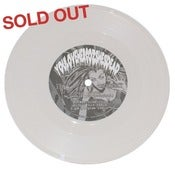Image of 'Me Versus You' Limited White Vinyl 7&quot; (500 copies)