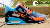 "Image of ""Ronin"" Custom Air Max 90"