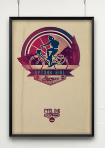 Image of Uptown Girl - Siempre 'Cycling for Everyone' series