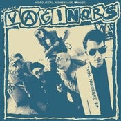 "Image of Vaginors ""Total Nonsense"" 7"""