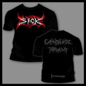 Image of SICK | Logo / Cannibalistic Torment T-Shirt