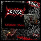 Image of SICK - Cannibalistic Torment | Limited edition