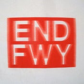 Image of END FWY - (Limited Edition Blur T-Shirts)
