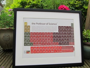 Image of Arsenal - The Professor of Science 16 