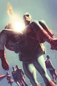 Image of Captain America: The Patriot #2 Cover Giclée