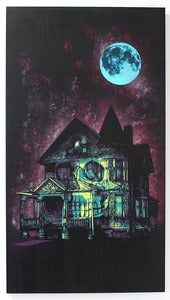 Image of Haunted! - Greyskull Mansion (Blue Moon) - Mr. Prvrt