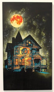 Image of Haunted! - Greyskull Mansion (Blood Moon) - Mr. Prvrt