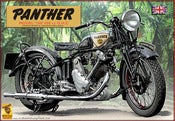 Image of 1937 Panther 600 Redwing Model 100