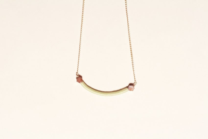 Image of Sequin Necklace