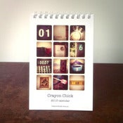 Image of 2013 Desk Calendar