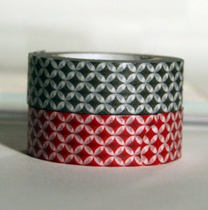 Image of Patterned Washi Tape