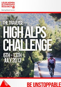 Image of The Traverse High Alps Challenge 2013
