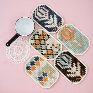 Image of Potholders II