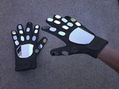 Image of Daft Punk Gloves