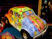 Image of Frida & Diego car