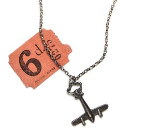 Image of Spitfire Necklace Albert Chain