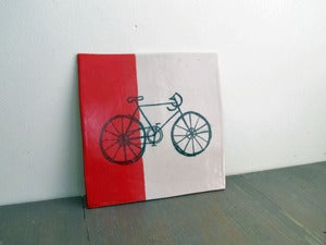 Image of Bicyle Wall Tile