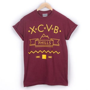 Image of XCVB - Mountain Maroon