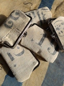 Image of German Flour Sack Purse
