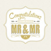 Image of Mr & Mr