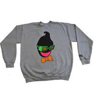 Image of $HO$HA- GREY SWEATER