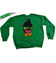 Image of $HO$HA - GREEN SWEATER