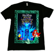 Image of Beyonce Little Mermaid T-Shirt