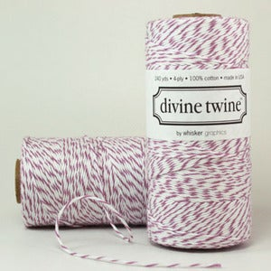 Image of Baker's Twine: Plum Purple