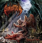 Image of SINISTER - Legacy Of Ashes LP