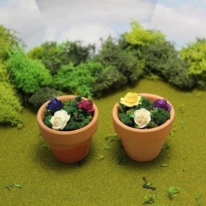 Image of Fingersized Plant Pots - Big
