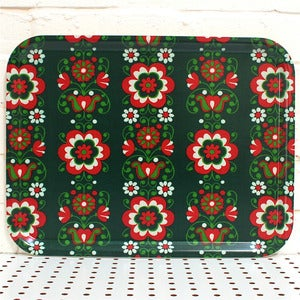 Image of Limited Edition Vintage Fabric Tray (Collection 1)