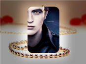 Image of Edward Movie Necklace Breaking Dawn Part 2  Twilight  Vampire Jewelry