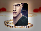 Image of Breaking Dawn Part 2 movie necklace  Team Jacob
