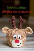 Image of Jingles the Reindeer