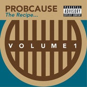 Image of The Recipe E.P. Volume One