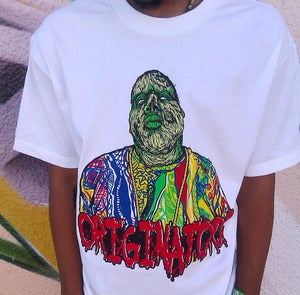 Image of BIGGIE ZOMBIE 