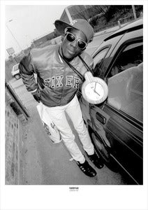 Image of Flavor Flav - London 1987