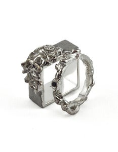 Image of Artifice Ring Set Stone/Silver