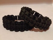 Image of Mens Paracord Bracelet