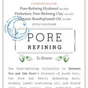 Image of Pore Refining Collection