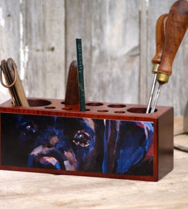 Image of 'Eyes for You' Desk Caddy
