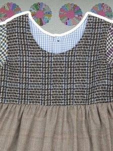 Image of Cosy pinafore 2 (UK10)