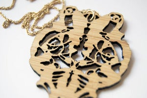 Image of Necklace : Eco Bamboo