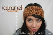 Image of {caramel} headband