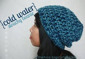Image of {cold water} slouchy beanie