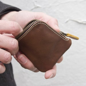 Image of Leather Coin Purse